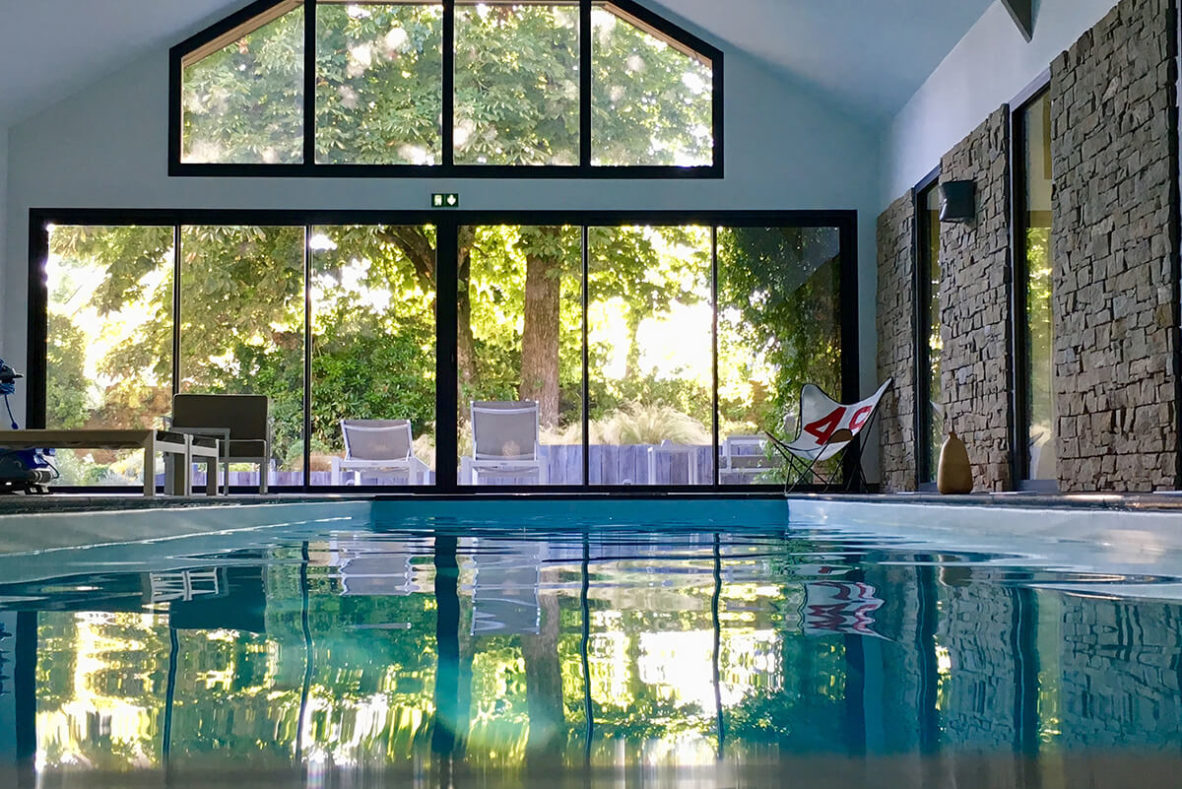 Un espace aquatique pour vos moments bien-être